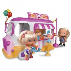 Barriguitas Party Truck