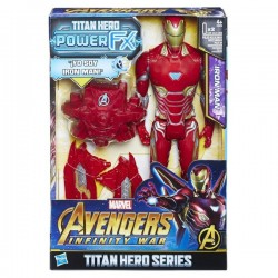 Avengers Titan Power Pac Iron-Man