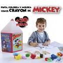 Crayon activitats Mickey Mouse
