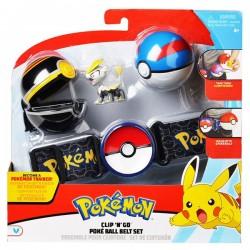 Pokémon Cinturó Atac