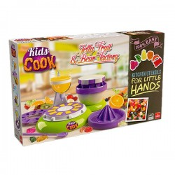 Kids cook chuches y osito