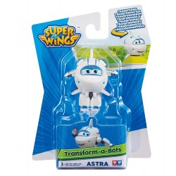 Super wings figura transformable Jerome