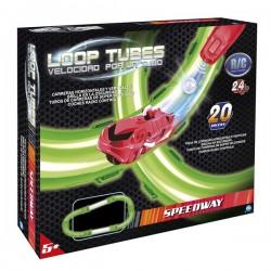 Loop Tubes Car Velocitat per un tub
