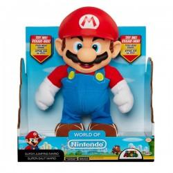 Nintendo Super Mario Saltador 25 Cm.