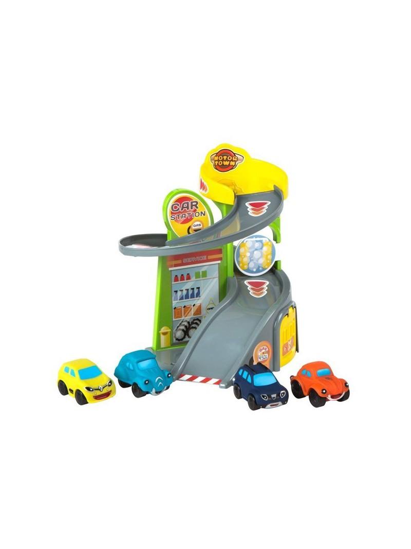 Motor Town Garage 4 cotxes