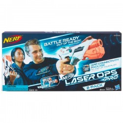 Nerf Laser Ops Alphapoint 2 pac