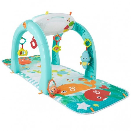 Fisher Price Gimnàs Oceà 4 En 1