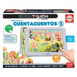 Educa Touch júnior conta contes