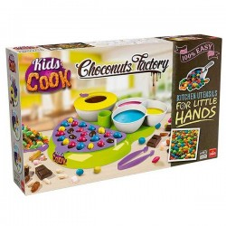 Kids Cook Fàbrica xoco nous