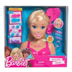 Barbie bust glam party