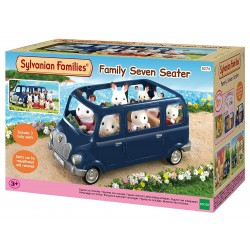 Sylvanian Families Cotxe familiar 7 places