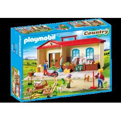 PLAYMOBIL® Granja maletí