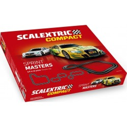 Circuit Scalextric Compact Sprint Masters