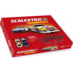 Circuit Scalextric Compact Turbo Twister