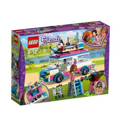 LEGO Friends vehicle d'operacions de l'Olivia