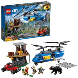 LEGO® City Muntanya Arrest