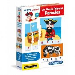Aprende las primeras palabras (català) 4-6 años