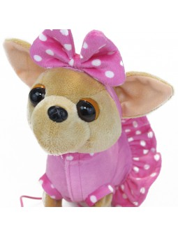 Gos Chihuahua interactiu