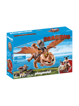 PLAYMOBIL® Barrilete i Patapez