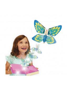 Fada voladora papallona