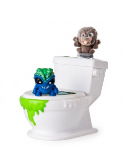 Pandilla Retrete Flush...