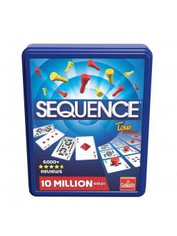 Sequence caixa metàlica