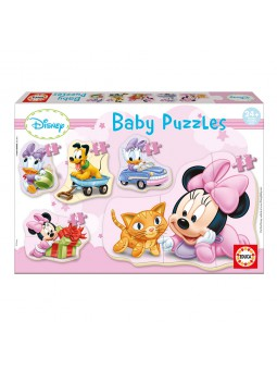 Baby Puzle Disney Minnie