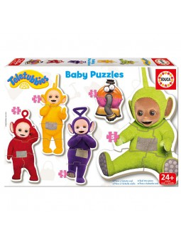 Baby Puzle Teletubbies