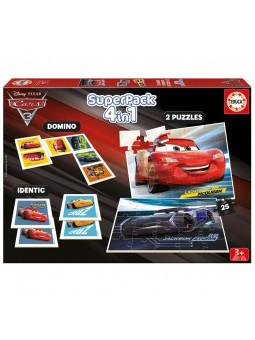 Cars Superpack 4 Joc en 1