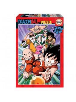 Puzle 200 Dragon Ball