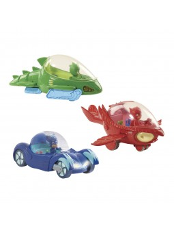 PJ Masks vehicles deluxe