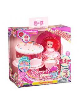 Cupcake Delight Rosa
