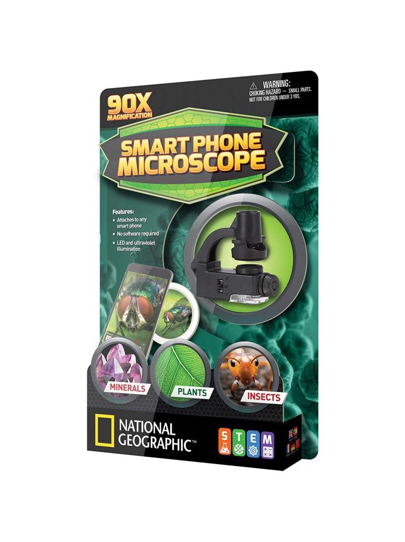 Microscopi Smartphone
