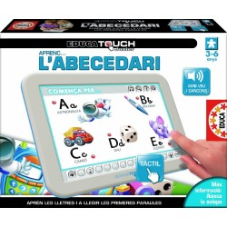Educa Touch Junior Abecedari Català