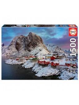 Puzle 1500 Illes Lofoten, Noruega