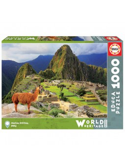 Puzle 1000 Machu Picchu, Perú