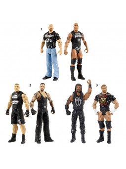 WWE Pack 2 figures Tough...