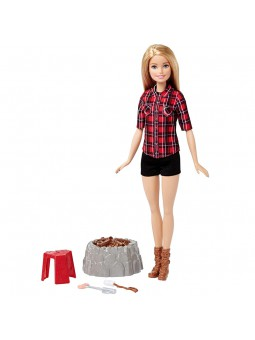 Barbie foguera centelleigs