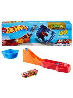 Hot Wheels City crassic stunt