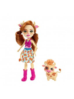 Enchantimals Cailey Cow i...