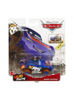Cars XRS Diecast Barry DePedal