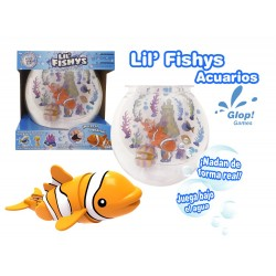 Lil' Fishys Playset Aquari