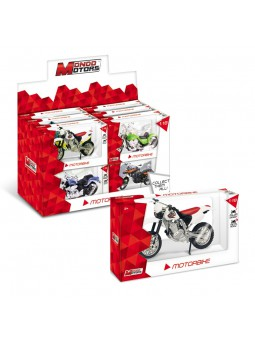 Motorbike collection 1:18
