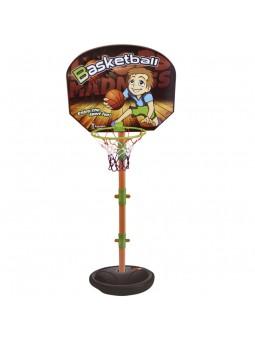 Set basquet peu regulable
