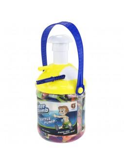 Inflador globus aigua amb 300 globus