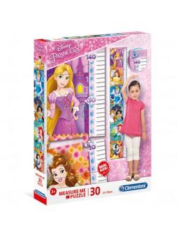 Puzle metre 30 Maxi Princeses