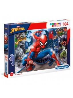 Puzle 104 Spider-man