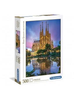 Puzle 500 Barcelona
