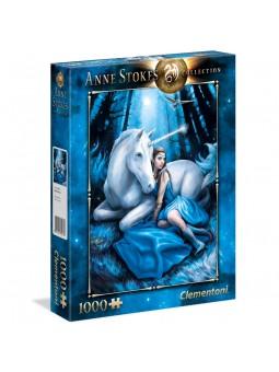 Puzle 1000 Blue Moon Anne...