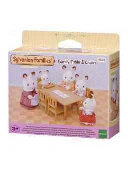 Sylvanian Families Taula de...